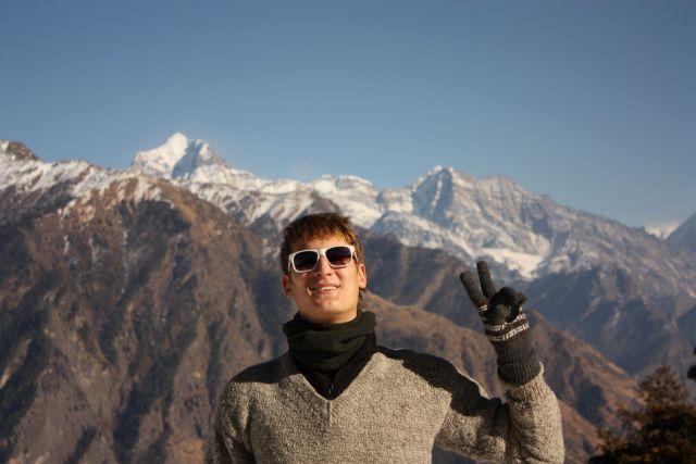 Нанда Деви. Гималаи
